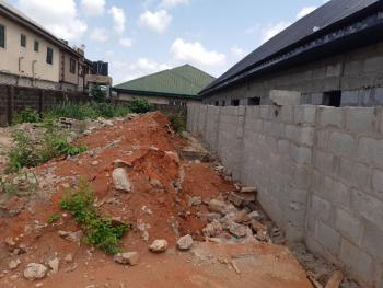 Half Plot of Land Fence Gate, Peace Estate Baruwa, Baruwa, Ipaja, Lagos, Mixed-use Land for Sale