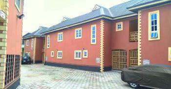 Tastefully Finished 3 Bedroom Duplex All Ensuite with Visitors Toilet, Off Eleme Junction, Rumuokwurusi, Port Harcourt, Rivers, Terraced Duplex for Rent