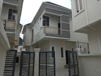 4 Bedroom Semi Detached with B/q, Chevron Alternative, Lekki Phase 1, Lekki, Lagos, Semi-detached Duplex for Rent