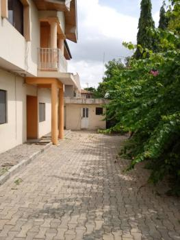 Five Bedroom Duplex with Three Rooms Bq, Zone 6, Wuse, Abuja, Detached Duplex for Rent