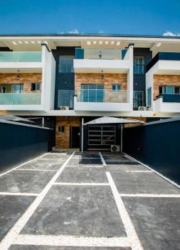 Tastefully Finished 4 Bedroom Terrace House with 1 Room Bq, Foreshore2, Osborne, Ikoyi, Lagos, Terraced Duplex for Sale