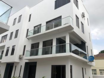 Newly Built Four Bedroom Terrace Duplex with a Room Bq, Old Ikoyi, Ikoyi, Lagos, Terraced Duplex for Rent