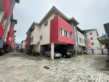 Well Finished Serviced 4-bedroom Terrace House with Bq, Ikate Elegushi, Lekki, Lagos, Terraced Duplex for Rent