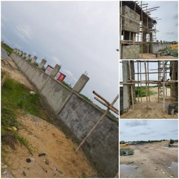 Fenced Land, Close to Lekki-epe Express, Novare Mall & Abijo Gra, Sangotedo, Ajah, Lagos, Residential Land for Sale
