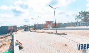 Prime Plot of Land, Urban Prime 2, Abraham Adesanya, Ogombo, Ajah, Lagos, Residential Land for Sale