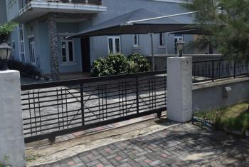 a Massive and Well Built  2 Units of 4 Bedroom House with a Room Bq, Lekki County Estate Megamound, Ikota, Lekki, Lagos, Semi-detached Duplex for Rent
