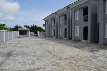 Newly Completed and Well Finished 5(no)3-bedroom Terrace with a Bq, Ajayi Apata Estate Beside Fara Park., Sangotedo, Ajah, Lagos, Terraced Duplex for Rent