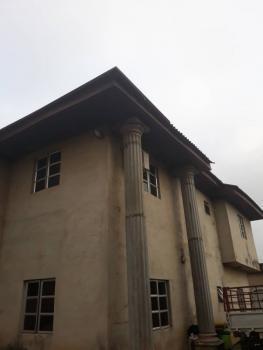 5 Bedroom Duplex with Empty Land Space Behind, Grammar School ., Erunwen, Ikorodu, Lagos, Detached Duplex for Sale