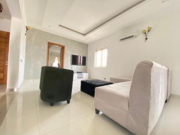 White Decor - Standard Furnished 2 Bedroom with Games, Christ Avenue, Lekki Phase 1, Lekki, Lagos, Flat Short Let