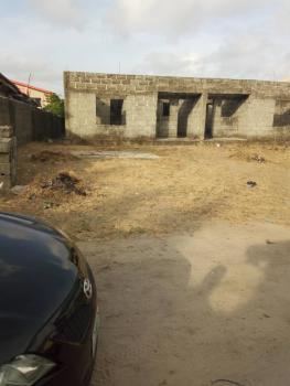 Carcass of 4 Flats of of 2 Bedroom, Eputu London, Eputu, Ibeju Lekki, Lagos, Block of Flats for Sale