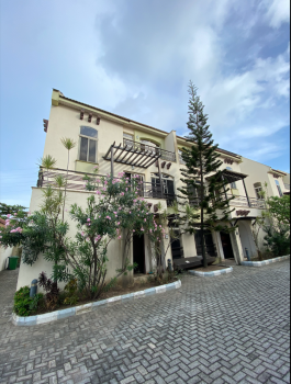 Well Built 4 Bedroom Terraced Duplex, Banana Island, Ikoyi, Lagos, Terraced Duplex for Sale