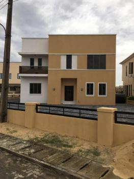 a Brand New 5 Bedrooms Detached Duplex with 2 Rooms Bq, 24 Hours Light, Northern Foreshore Estate, Lekki Phase 1, Lekki, Lagos, Detached Duplex for Sale