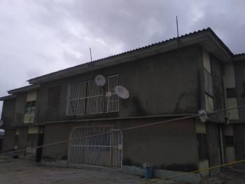 Receipt and Survey  3 Bedroom of 4 Flats, Agbelekale Abule Egba, Baruwa, Ipaja, Lagos, Block of Flats for Sale