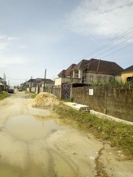 2 Plots of Land  in a Mini Estate, Oko Ado Close to Road Safety Office, Olokonla, Ajah, Lagos, Residential Land for Sale