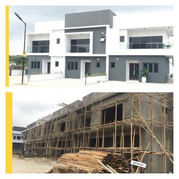 2 Bedroom Apartment with Decent Payment Plan, By Abraham Adesanya Aroundabout, Ogombo, Ajah, Lagos, Block of Flats for Sale