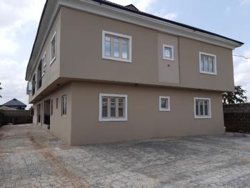 Lovely Newly Built 3 Bedroom Flat Pop Ceiling, Baruwa, Ipaja, Lagos, Flat for Rent