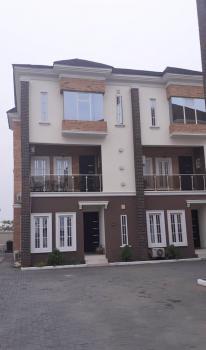 Luxury 4 Bedroom Terrace Duplex with a Maids Room, Oniru, Victoria Island (vi), Lagos, Semi-detached Duplex for Rent