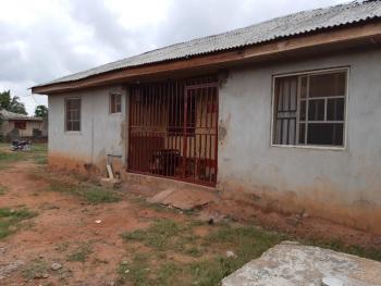 Complete 2 Bedroom Flat Set Back and a Shop, Aiyetoro, Ado-odo/ota, Ogun, Detached Bungalow for Sale