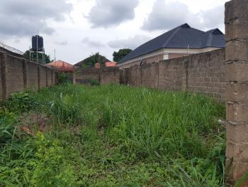 Uncompleted Bungalow on Half Plot of Land in a Cool Estate, Peace Estate Baruwa, Baruwa, Ipaja, Lagos, Detached Bungalow for Sale