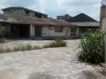 7 Room Office Space Sitting on 500 Sqm Land, Oba Akran, Ikeja, Lagos, Office Space for Rent