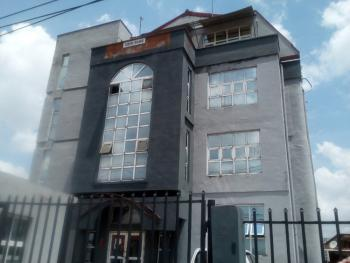 500sqm Office Building., Oba Akran, Ikeja, Lagos, Office Space for Rent