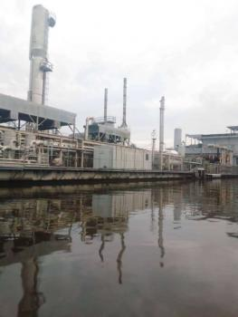 Functioning Gas Plant [lpg], Port Harcourt, Rivers, Factory for Sale