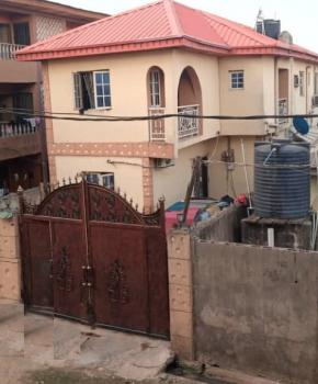 a Block of 3 Bedroom Duplex with Flats with a Mini Flat, Ogba, Ikeja, Lagos, Detached Duplex for Sale