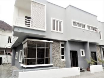 4 Bedroom Semi Detached Duplex with Bq, Idado, Lekki, Lagos, Semi-detached Duplex for Rent