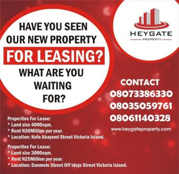 Property, Kofo Abayomi, Victoria Island Extension, Victoria Island (vi), Lagos, Commercial Land Short Let