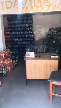 Two Massive Shops Together Facing The Express, Okeado, Sangotedo, Ajah, Lagos, Flat for Rent