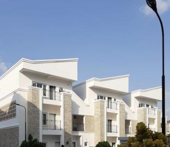 Luxury 4 Bedroom Terraced House, Diplomatic Zones, Abuja, Terraced Duplex for Sale