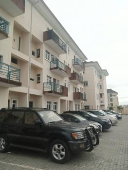 Fully Serviced 4 Bedroom Exquisite Maisonette with 24hours Electricity, Heirs Park Residence, Amadasun Street, Ologolo, Lekki, Lagos, Terraced Duplex for Rent