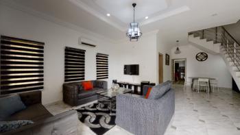 4 Bedrooms Serviced Apartment, Ado Road, Ajah, Lagos, Semi-detached Duplex Short Let
