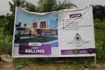 Land, Dominion Royal City, Olowofela, Magboro, Ogun, Mixed-use Land for Sale