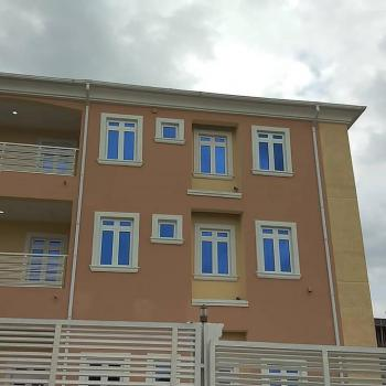Brand New Tastefully Finished 3 Bedroom Serviced Flat with Bq,, Guzape, Guzape District, Abuja, Flat for Rent