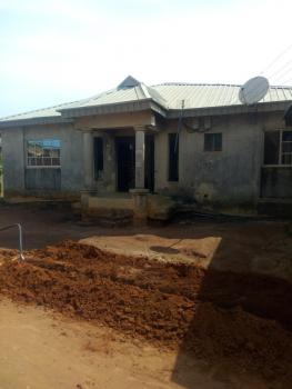 4 Bedroom Detached Bungalow on Full Plot of Land, Abule Odu, Egbeda, Alimosho, Lagos, Detached Bungalow for Sale