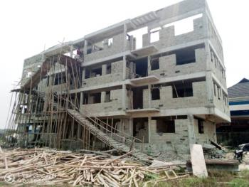 3 Bedroom Luxury Flat Under Construction, Cedar Homes, Artican Beach Road, Ogombo, Ajah, Lagos, Flat / Apartment for Sale