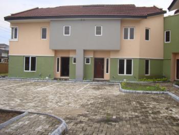 Brand New Serviced 4 Bedroom End Units Terraced House, Idado, Lekki, Lagos, Terraced Duplex for Sale