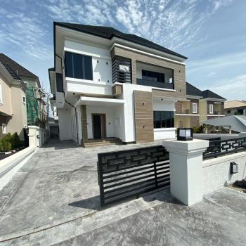 Newly Build 5 Bedroom Jumbo Size Detached Duplex, Lekki County Homes Estate Megamond, Ikota, Lekki, Lagos, Detached Duplex for Sale