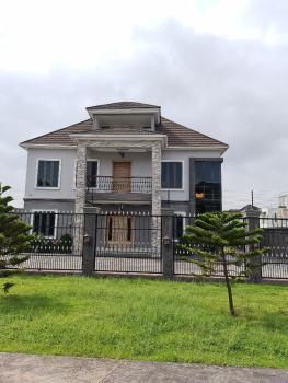Palatious 5 Bedrooms Detached Duplex, Pinnock Beach Estate, Osapa, Lekki, Lagos, Detached Duplex for Sale