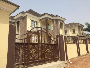 Beautifully Finished 5 Bedroom Duplex, Caldestral Luigi, Life Camp, Gwarinpa, Abuja, Detached Duplex for Sale