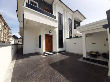Lovely 4 Bedroom Duplex, Osapa, Lekki, Lagos, Semi-detached Duplex for Rent
