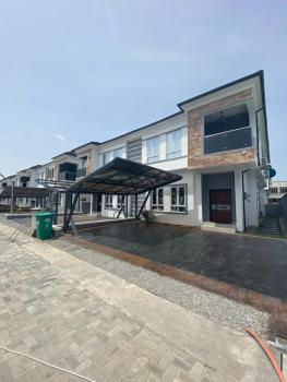 an Exquisitely Finished 4 Bedroom Semi-detached Duplex with Bq, Osapa, Lekki, Lagos, Semi-detached Duplex for Sale