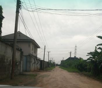 25 Plots of Land, Off Eliozu New Road, Port Harcourt, Rivers, Commercial Land for Sale