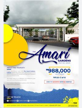 Land, Amari Gardens Estate, Okun-oje, Lakowe, Ibeju Lekki, Lagos, Mixed-use Land for Sale
