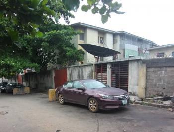 a Blocks of 12 Units of 3 Bedroom Flats with 16 Rooms Bq on 1,000sqm, Obanikoro, Shomolu, Lagos, Block of Flats for Sale