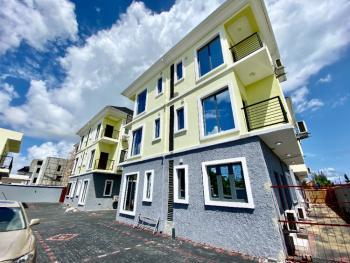 Fully Serviced 5 Bedroom Semidetached Triplex, Lekki Phase 1, Lekki, Lagos, Semi-detached Duplex for Sale