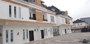 Luxury 4 Bedroom Semi Detached Duplex with Bq, Chevron, Lekki Phase 2, Lekki, Lagos, Semi-detached Duplex for Rent