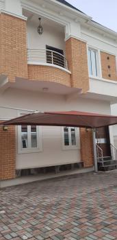 Luxurious 5 Bedroom Fully Detached Duplex with Bq, Chevron, Lekki Phase 2, Lekki, Lagos, Semi-detached Duplex for Rent