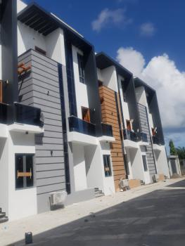 Luxury 4 Bedroom Town House with 1 Room Servant Quaters Attached, Ikate Elegushi, Lekki, Lagos, Terraced Duplex for Sale
